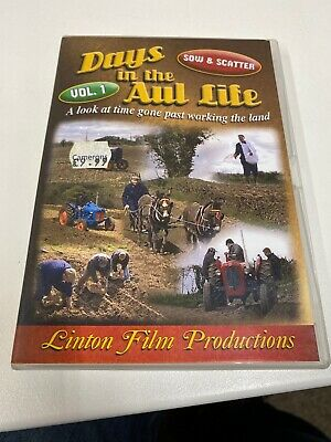 A Linton Film Production - Days In The Auld Life Vol 1 DVD - Farming & Machinery