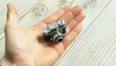 HIT Camera Antique Small Camera Pocket Miniature Spy