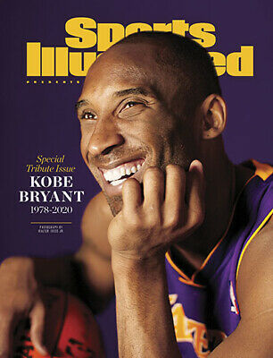 Kobe Bryant Sports Illustrated Special Tribute Issue 1978 - 2020 Pre-Sale