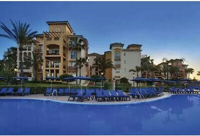Timeshare Rental At Marriott's 5* Marbella Beach Resort Resort - September 2020