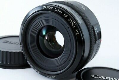 Excellent++ Canon EF 35mm f/2 AF Objektiv aus Japan