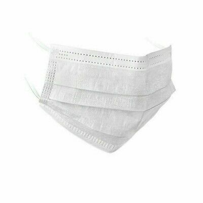 10-PIECES-FLU-MASK-CORONA-VIRUS-Face-Mask-Adjustable-Strip-Surgical-Medical thu