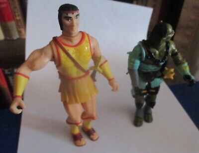 Advanced Dungeons and Dragons OGRE KING figure complete LJN 1983 TSR