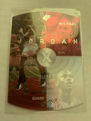 1997-98 SPx #6 Michael Jordan Chicago Bulls