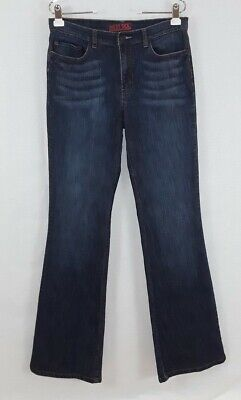 West side women's size 10 Tall Midrise blue stretch Flare jeans