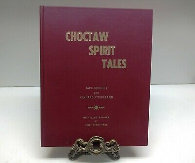 Two of 5 Indian Folklore Series Hardcover Choctaw Spirit & American Indian Tales