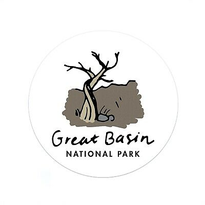 Lake Tahoe Basin National Forest Sticker R3261 YOU CHOOSE SIZE