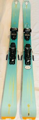 2018/2019 Head Wild Joy Women's 168cm with Tyrolia Attack 11 AT Demo Bindings