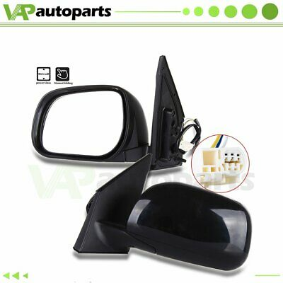 NEW Mirror Glass ADHESIVE 96-00 ELANTRA Driver Left Side LH **FAST SHIPPING**