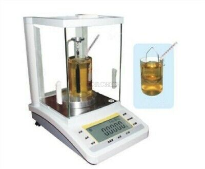 Fa-J Automatic Solid /Liquid Density/Gravity Meter Balance Densimeter New zm