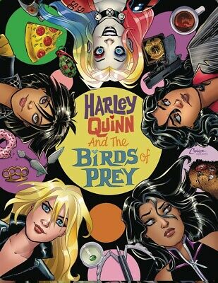 Harley Quinn & The Birds Of Prey #2 Cover A 4/8/2020 Free Shipping Available