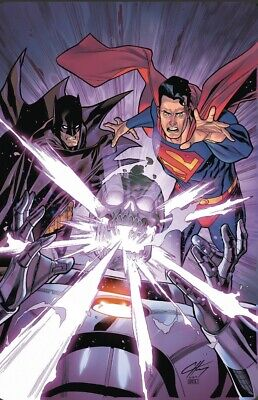 Batman Superman #9 Cover A 4/22/2020 Free Shipping Available