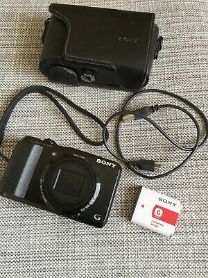 Sony Cyber-shot HX20v Digital Camera (20x Optical Zoom) plus Genuine Sony Case