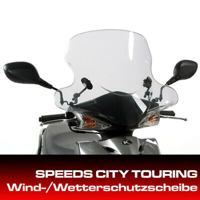 Kymco Windshield for City Touring DJ-S ,Agility,Rs , Carry