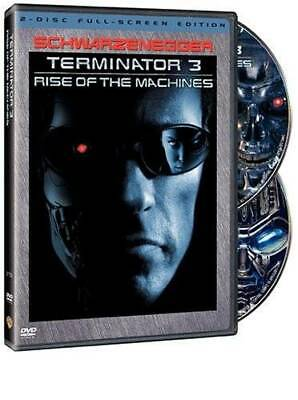 Terminator 3 - Rise of the Machines (Two-Disc Full Screen Edition) - VERY GOOD