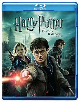 Harry Potter and the Deathly Hallows - Part 2 (Blu-ray+DVD) - VERY GOOD