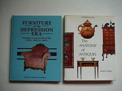 Furniture Of Depression Era-Robert Swedberg/Anatomy Of Antiques-Austin P. Kelley