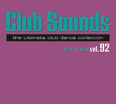 VARIOUS - Club Sounds,Vol.92 - (CD)