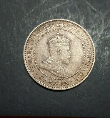 Canada  Large 1 Cent 1906