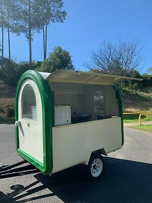 Brand New QLD registered Food Trailer/Coffee/Snack Cart