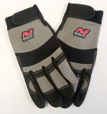 Minelab Metal Detecting Gloves