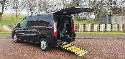 2014 Peugeot Expert Tepee 2.0HDi 7 Seater ⭐ Wheelchair Access Vehicle