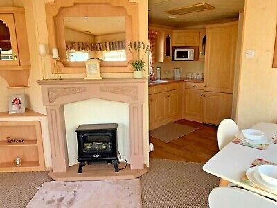 Beautifully Presented Willerby Leven 35 X 12 2 Bed * D/Glazed & Panel Heating*