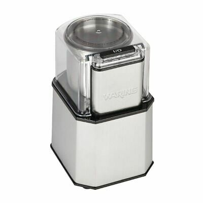 Waring Professional Spice Grinder Stainless Steel Home Kitchen Pepper Coffee