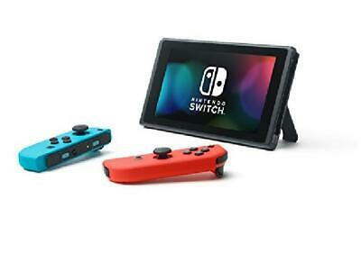 Nintendo CONSOLE SWITCH 1.1 MOD 2019 NEON BLUE/NEON RED (0000034517)