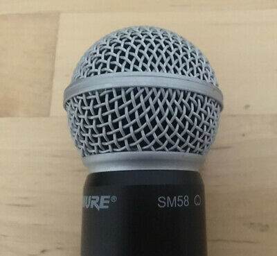 Shure SM-58 Handheld Wireless Microphone For PGXD2 System. Receiver Not Included