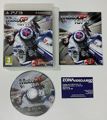 Moto Gp 10/11, Playstation 3, Pal-Esp.