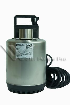 Goulds LSP0712F 3/4HP Submersible Sump Pump