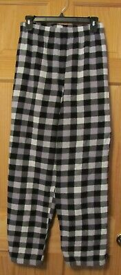 Women's Jammies For Your Families Plaid Bottoms Size 2X