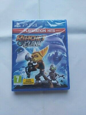 Ratchet & Clank Sony Ps4 Playstation 4 Region Free Originale Nuovo Sigillato Ita