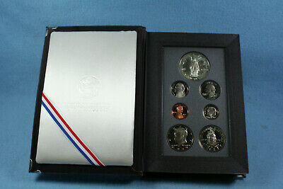 1989 Prestige Proof Set with  Congressional Silver Dollar