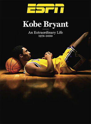 Kobe Bryant - ESPN Magazine - Special Edition 2020 Tribute Issue  New PRE-SALE