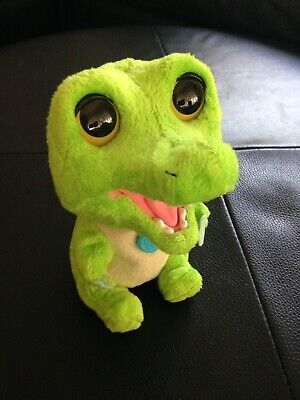 Furreal Friends Snappy The Gator Lil Big Paws Kids Toy Pet Robotic Boys Girls