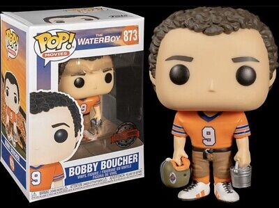 Funko Pop Movies Waterboy Bobby Boucher Football Target Exclusive *Preorder*