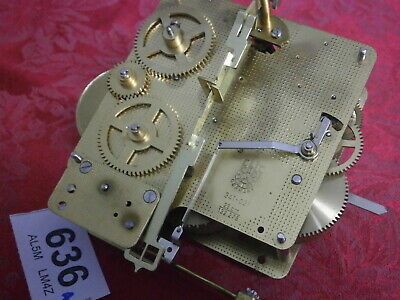 HERMLE FHS 341-021 Clock MOVEMENT 25cm Pendulum Wall Westminster Chime parts