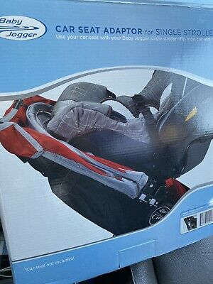 Baby Jogger Single Stroller Car Seat Adapter for Chicco, Graco, Peg-Perego, etc.