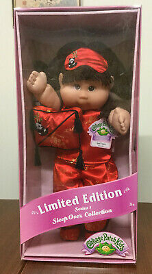 Cabbage Patch Doll - Sleep Over Collection - Series 1