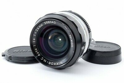 Nikon Nikkor-N.C Auto 24mm f2.8 non-AI Lens From Japan e [Exc+] #547690A