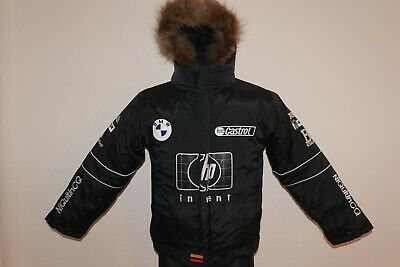 BMW WILLIAMS F1 TEAM winter jacket adults XL very good condition