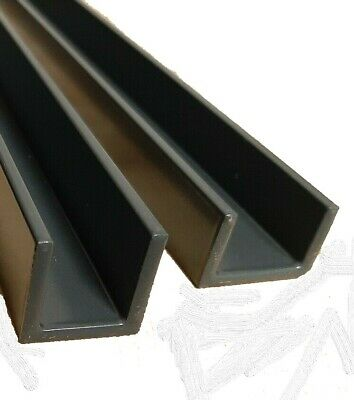 ALUMINIUM U CHANNEL U SECTION Extruded U Channel Antacite RAL 7016