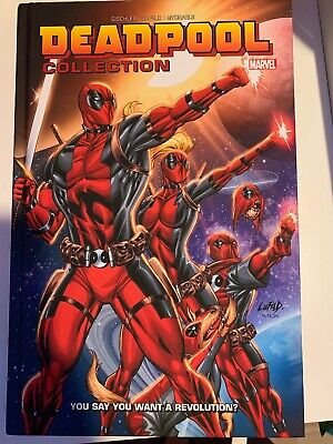 "Panini Comics/ Marvel DEADPOOL COLLECTION ""you Say You Want A Revolution?"""