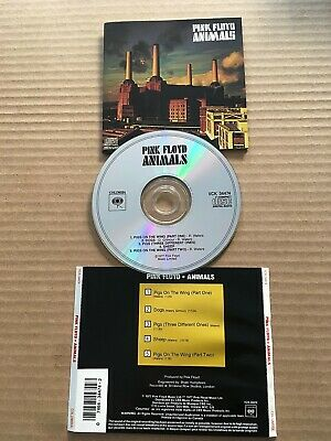 Pink Floyd – Animals CD (2011) Columbia – VCK-34474 Canada