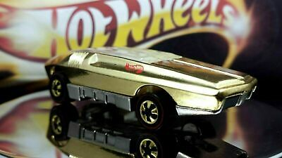 Hot Wheels FAO Schwarz Gold Series Collection 2 Whip Creamer  LIMITED EDITION