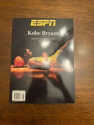 Kobe Bryant - ESPN Magazine - Special Edition 2020 Tribute Issue In Hand Time