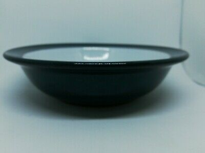 Denby Greenwich Green Cereal Bowl Rimmed 7 Inches
