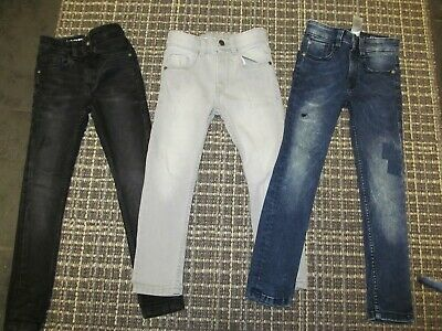 boys size 5 years skinny jeans bundle all from next